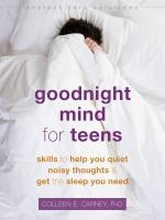 Goodnight Mind for Teens