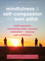 Mindfulness & Self-compassion for Teen ADHD
