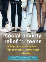 Social Anxiety Relief for Teens