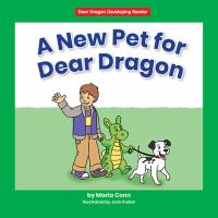 A New Pet for Dear Dragon