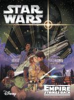 Star wars. The Empire Strikes Back graphic novel adaptation
