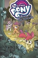My little pony. Spirit of the forest
