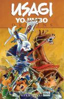 Usagi Yojimbo Origins
