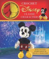 Crochet Disney Classic Characters