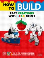 How to Build Easy Creations With LEGO® Bricks