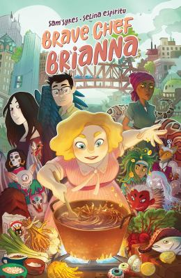 Cover image for Brave Chef Brianna