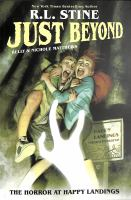Cover of Just Beyond: The Horror at