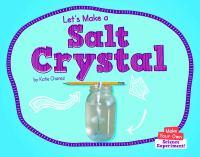 Let's Make A Salt Crystal