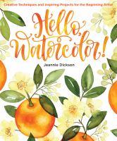 Hello, Watercolor!
