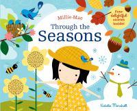 Millie-Mae through the seasons
