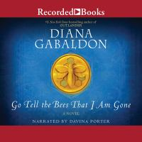 GO TELL THE BEES THAT I AM GONE (CD)