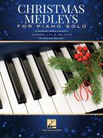 Christmas Medleys for Piano Solo