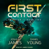 First Contact by Joshua James