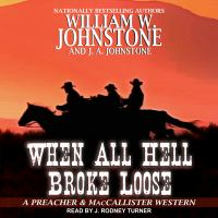WHEN ALL HELL BROKE LOOSE (CD)