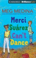 MERCI SUAREZ CAN'T DANCE (CD)