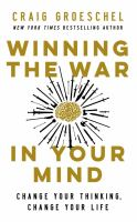 Winning the War in Your Mind (CD)