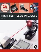 HIGH-TECH LEGO