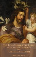 Pious Union in Honor of St. Joseph