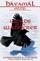 Words Of The Wanderer  = ̀Hvàml