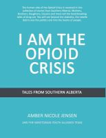I Am the Opioid Crisis