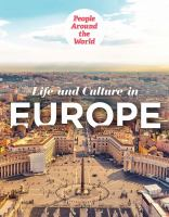 Life and Culture in Europe