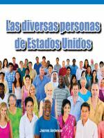 LAS DIVERSAS PERSONAS DE ESTADOS UNIDOS