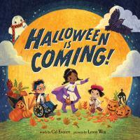 Halloween Is Coming!