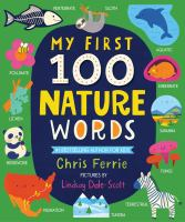 My First 100 Nature Words