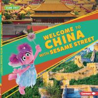 Welcome to China With Sesame Street