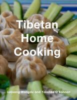 Cover of Tibetan Home Cooking