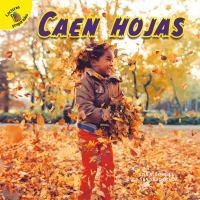 Caen hojas/ Leaves Fall