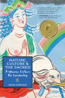Nature, Culture and the Sacred
