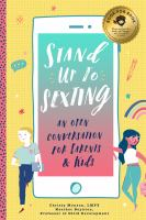 Stand up to sexting : an open conversation for parents & kids