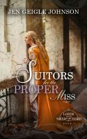 Suitors for the Proper Miss