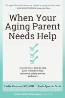 When your Aging Parent Needs Help