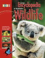 Junior Encyclopedia of Australian Wildlife