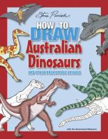 How to Draw Australian Dinosaurs and Other Prehistoric Animals