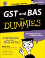 GST & BAS for Dummies