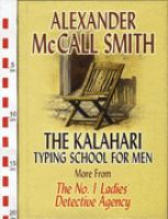 The Kalahari Typing School for Men