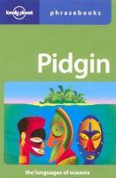 Pidgin Phrasebook