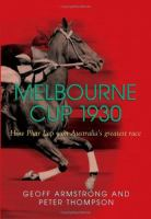 Melbourne Cup, 1930