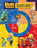 Bob The Builder CD Story Book