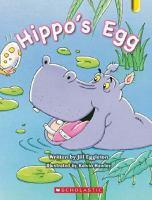 Hippo's Egg