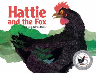 "Book Cover - Hattie and the Fox"" title=""View this item in the library catalogue"