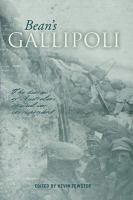Bean's Gallipoli