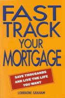 Fast Track your Mortgage