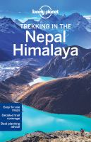 Trekking in the Nepal Himalaya