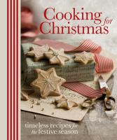 Cooking for Christmas