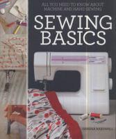 Sewing Basics