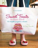 Sweet Treats in Cross-stitch